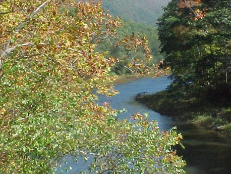 GreenBrier River Trail West Virginia