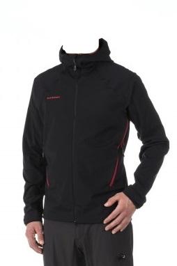 Wie findet man Kostenloser Versand Volumen groß Mammut Ultimate Alpine So Hooded Soft Shell Jacket Review ...